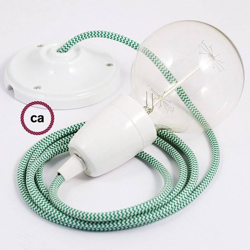 Creative-Tube, tube flexible avec revêtement Jute RN06, diamètre 16 mm