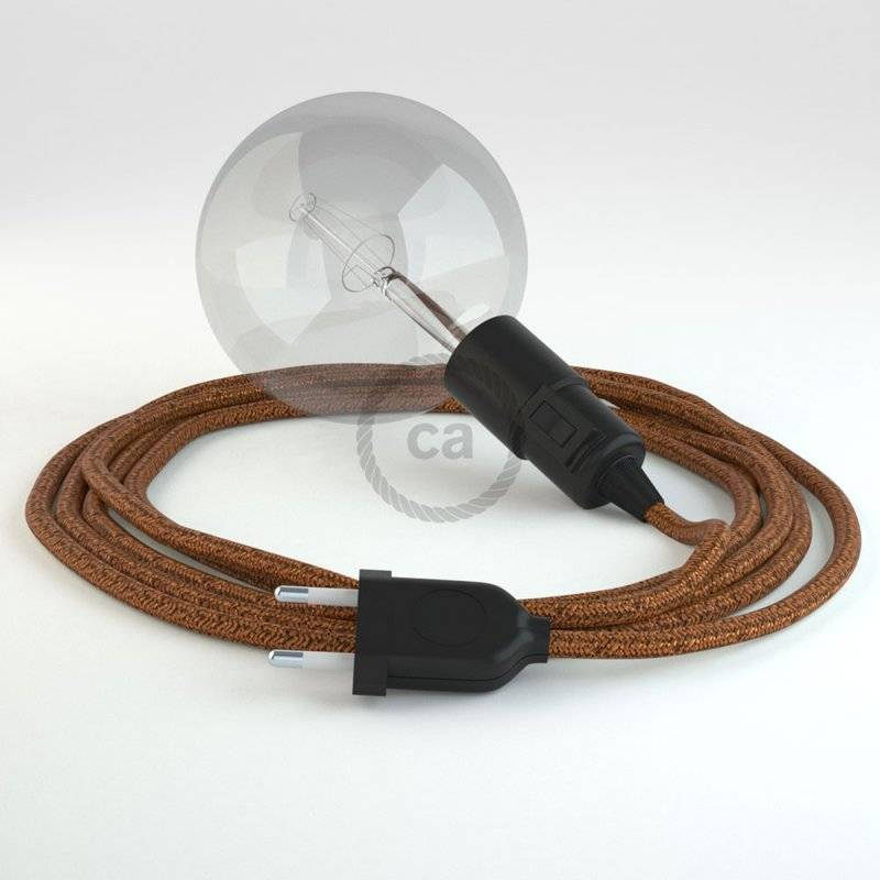Créez votre Snake Paillettes Cuivre RL22 et apportez la lumière là où vous souhaitez.