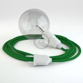 Créez votre Snake Effet Soie Vert RM06 et apportez la lumière là où vous souhaitez.