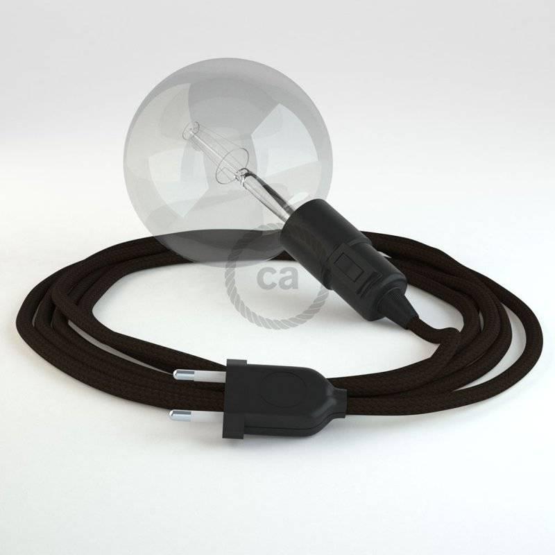 Créez votre Snake Effet Soie Marron RM13 et apportez la lumière là où vous souhaitez.