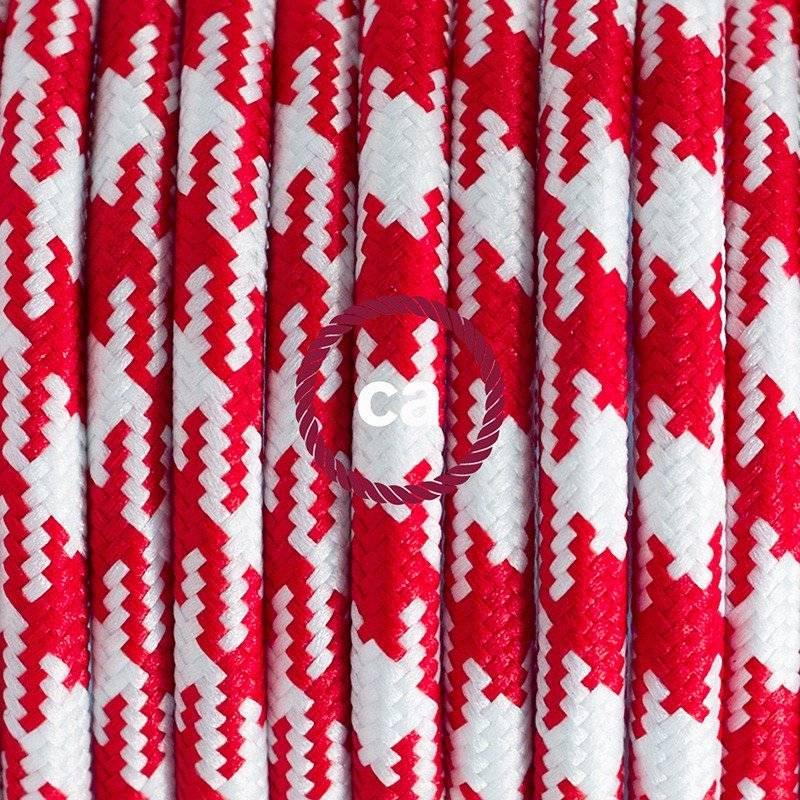 Créez votre Snake Bicolore Rouge RP09 et apportez la lumière là où vous souhaitez.