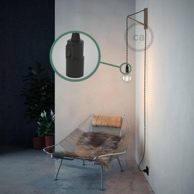 Créez votre Snake Coton Gris Vert TC63 et apportez la lumière là où vous souhaitez.