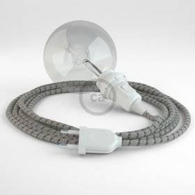 Créez votre Snake pour Abat-jour Stripes Écorce RD53 et apportez la lumière là où vous souhaitez.