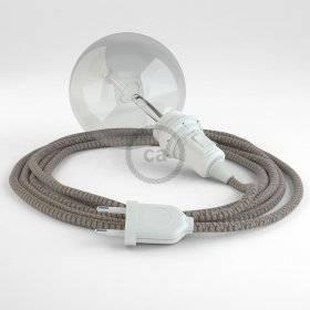 Créez votre Snake pour Abat-jour Losange Écorce RD63 et apportez la lumière là où vous souhaitez.
