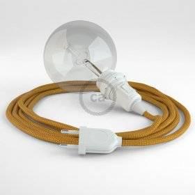 Créez votre Snake pour Abat-jour Effet Soie Or RM05 et apportez la lumière là où vous souhaitez.