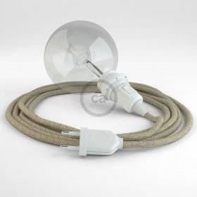 Créez votre Snake pour Abat-jour Lin Naturel Neutre RN01 et apportez la lumière là où vous souhaitez.