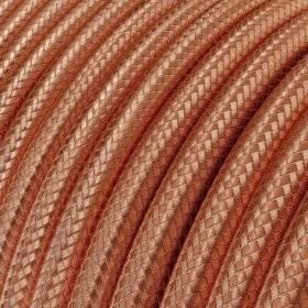 Fil Électrique Rond Gaine De Cuivre 100% couleur Cuivre