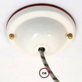 Kit rosace en céramique avec Decoro 48-Line