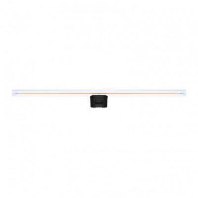 Ampoule LED linéaire S14d Mini transparente - longueur 300mm 15W Dimmable 2200K - pour S14 System