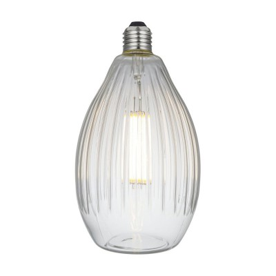 Ampoule LED Eos Clear Ligne Crystal 6W E27 Dimmable 2700K