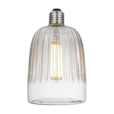 Ampoule LED Tiche Clear Ligne Crystal 6W E27 Dimmable 2700K