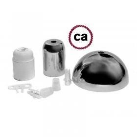 Kits en métal ou bien en porcelaine: c'est à vous de choisir!