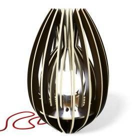 Atelier Osmose Le Bois: La lampe CALYX 48